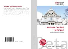 Bookcover of Andreas Gottlieb Hoffmann