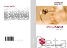 Buchcover von Andreas Göpfert