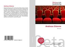 Buchcover von Andreas Etienne