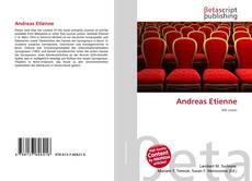 Capa do livro de Andreas Etienne