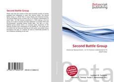 Capa do livro de Second Battle Group