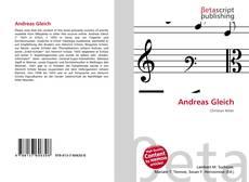 Portada del libro de Andreas Gleich
