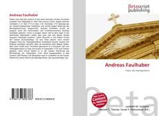 Couverture de Andreas Faulhaber