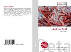 Bookcover of Andreas Geitl