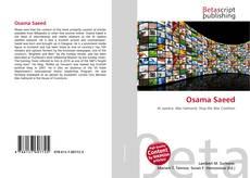 Bookcover of Osama Saeed