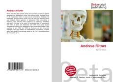Capa do livro de Andreas Flitner