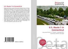 Bookcover of U.S. Route 1 in Connecticut
