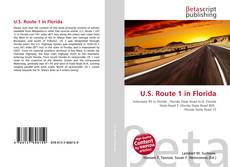 Bookcover of U.S. Route 1 in Florida