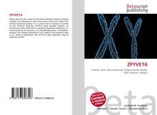 Bookcover of ZFYVE16