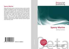 Bookcover of Sperry Marine