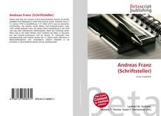 Buchcover von Andreas Franz (Schriftsteller)