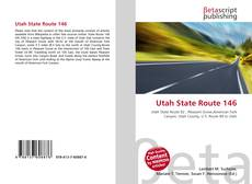 Bookcover of Utah State Route 146