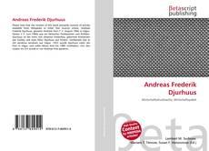 Buchcover von Andreas Frederik Djurhuus