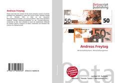 Capa do livro de Andreas Freytag