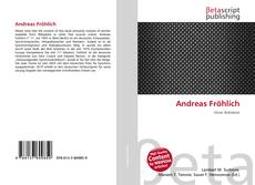 Bookcover of Andreas Fröhlich