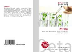 Bookcover of ZNF160