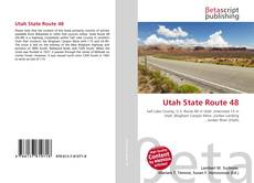 Capa do livro de Utah State Route 48