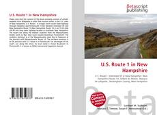 Bookcover of U.S. Route 1 in New Hampshire