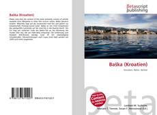 Bookcover of Baška (Kroatien)