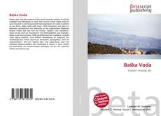 Baška Voda的封面