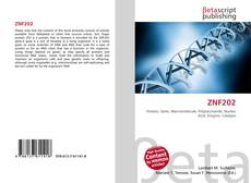 Bookcover of ZNF202