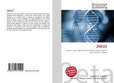Bookcover of ZNF22