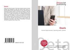 Buchcover von Osaris