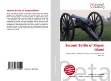 Second Battle of Kirpen Island kitap kapağı