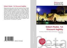 Bookcover of Osbert Peake, 1st Viscount Ingleby