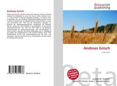 Bookcover of Andreas Grisch