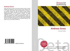 Andreas Gross kitap kapağı