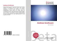 Andreas Grothusen的封面
