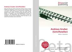 Buchcover von Andreas Gruber (Schriftsteller)