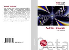 Обложка Andreas Hillgruber