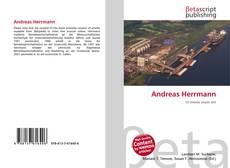 Portada del libro de Andreas Herrmann