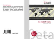 Buchcover von Andreas Herzau