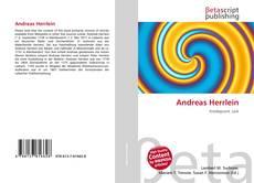 Portada del libro de Andreas Herrlein