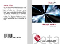 Bookcover of Andreas Hermes