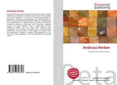 Borítókép a  Andreas Herber - hoz