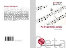 Andreas Hakenberger的封面