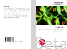 Bookcover of ZNF473