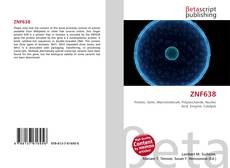 Bookcover of ZNF638