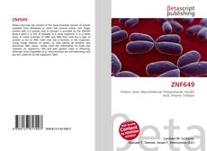 Bookcover of ZNF649