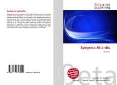 Bookcover of Speyeria Atlantis