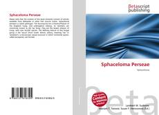 Bookcover of Sphaceloma Perseae
