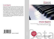 Bookcover of Ursula Oppens