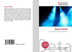 Bookcover of Oscar Asche