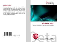 Bookcover of Roderick Ross