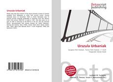 Buchcover von Urszula Urbaniak
