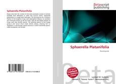 Bookcover of Sphaerella Platanifolia